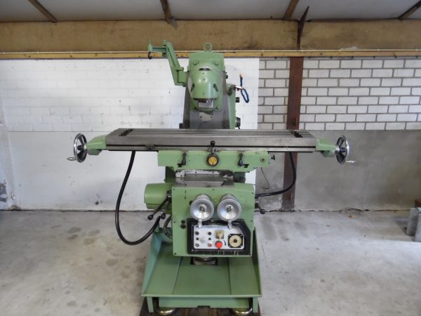 Lagun FU. 1-LA Lagun FU.1-LA Lagun FU1-LA Lagun milling machine metaalfreesbank gebruikte freesmachine