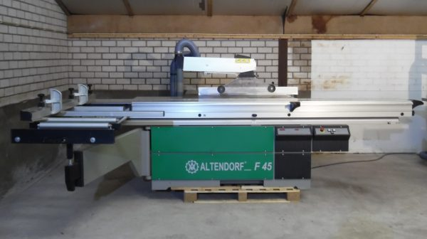 Altendorf F45 gebruikte Altendorf 2e hands Altendorf Altendorf gebruikt