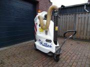 Glutton Waste vacuum cleaner street cleaner L'aspirateur de déchets