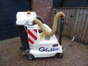 Glutton straatzuiger zwerfvuilzuiger zuigmachine