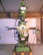 Holke freesbank Holke F-1110 Holke EHF1110 Holke freesmachine Holke milling machine