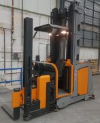 Used Still MX-X used Still MX narrow aisle forklift used narrow aisle forklift very narrow aisle truck used very narrow aisle truck very narrow aisle turret truck