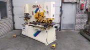 Geka Hydracrop 110SD Geka ponsknipmachine gebruikte ponsknipmachine Geka ironworker used Geka ironworker Geka profilstahlschere gebraucht gebrauchte profilstahlschere